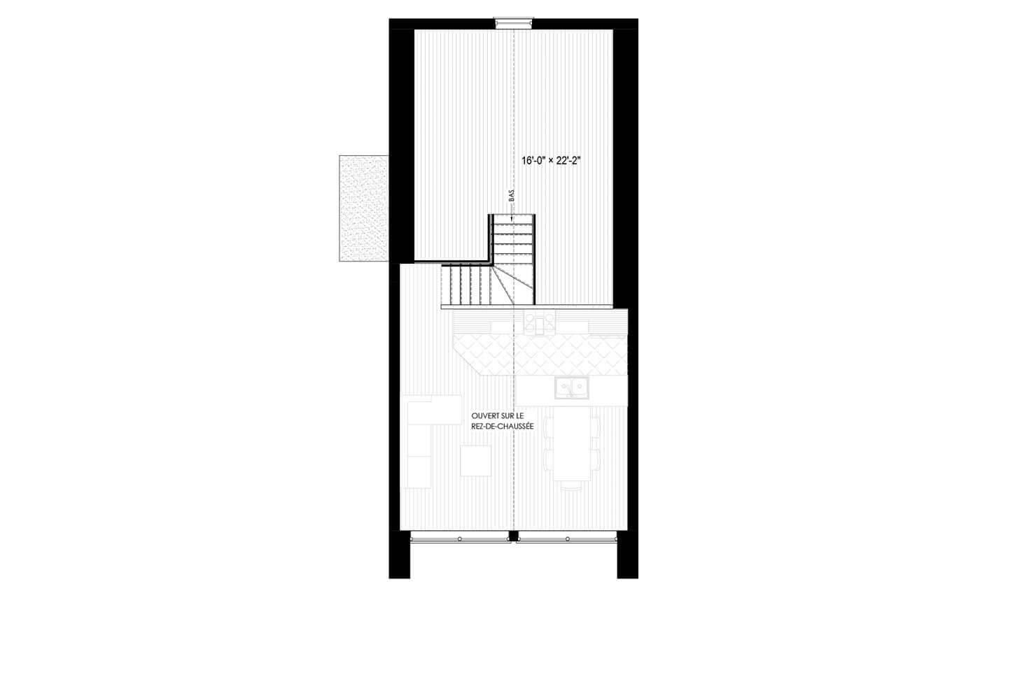 Plan modèle Harfang